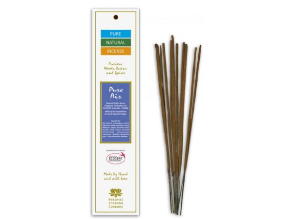 vonne tycinky pure cisty vzduch natural incense 10ks 0